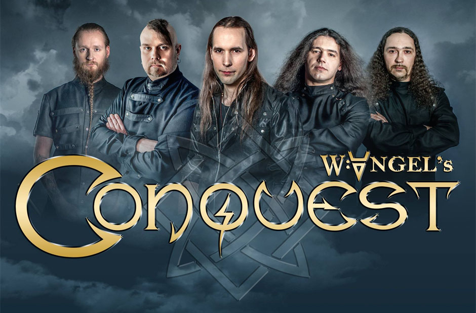 W. ANGEL'S CONQUEST Band Photo